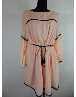 Лляна сукня
