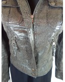 Куртка зі штучної шкіри