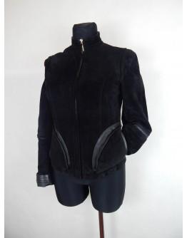 Куртка замшева