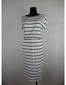 Смугаста сукня