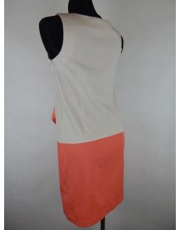 Сукня двокольорова